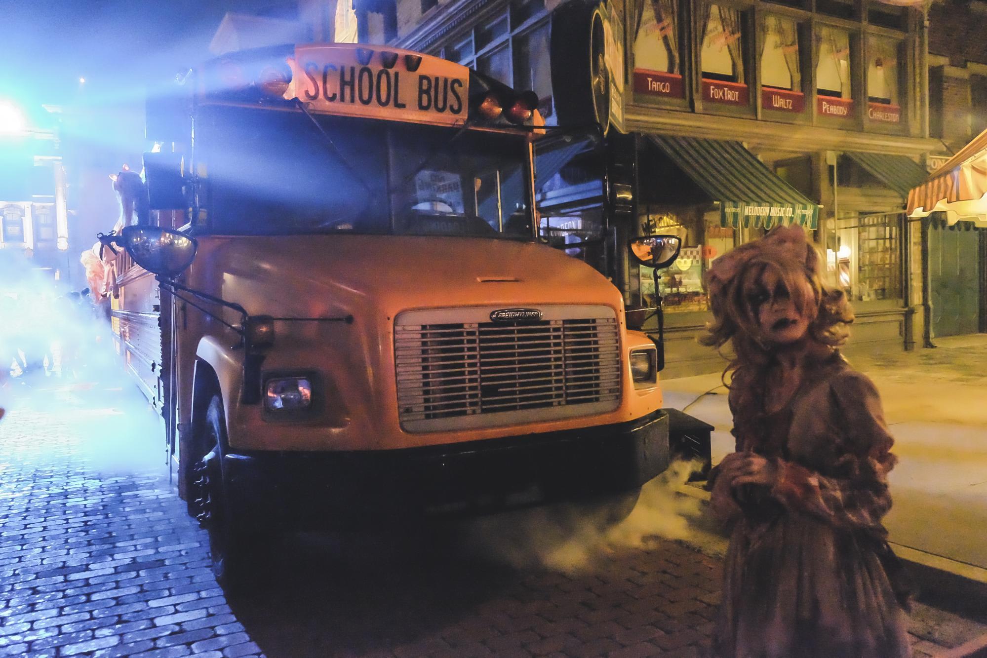 lễ hội halloween tại USJ
