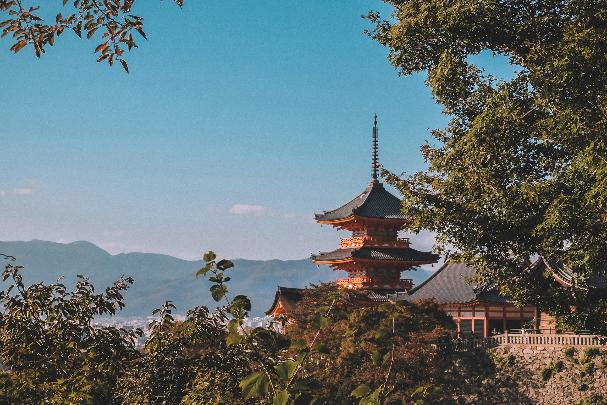 chùa kiyomizu