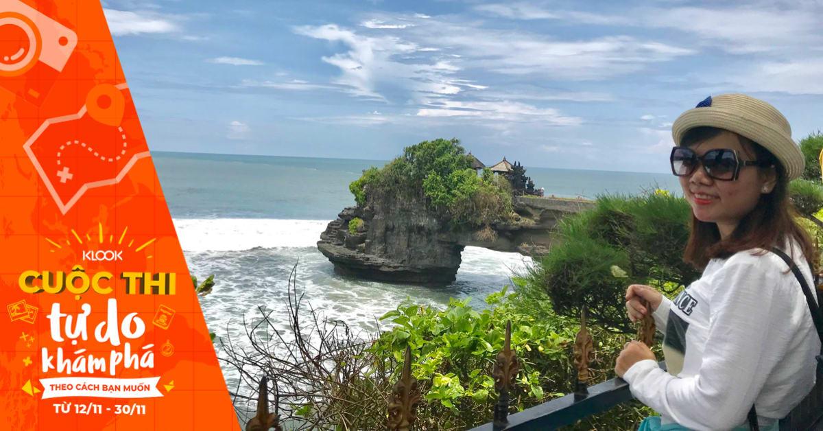 Nhật ký chuyến đi Bali – Thiên đường là đây 1
