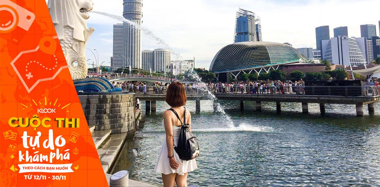 """Nhật ký tuổi đôi mươi lần đầu du lịch """"bụi"""" ở nước ngoài – Singapore và Malaysia 1"""