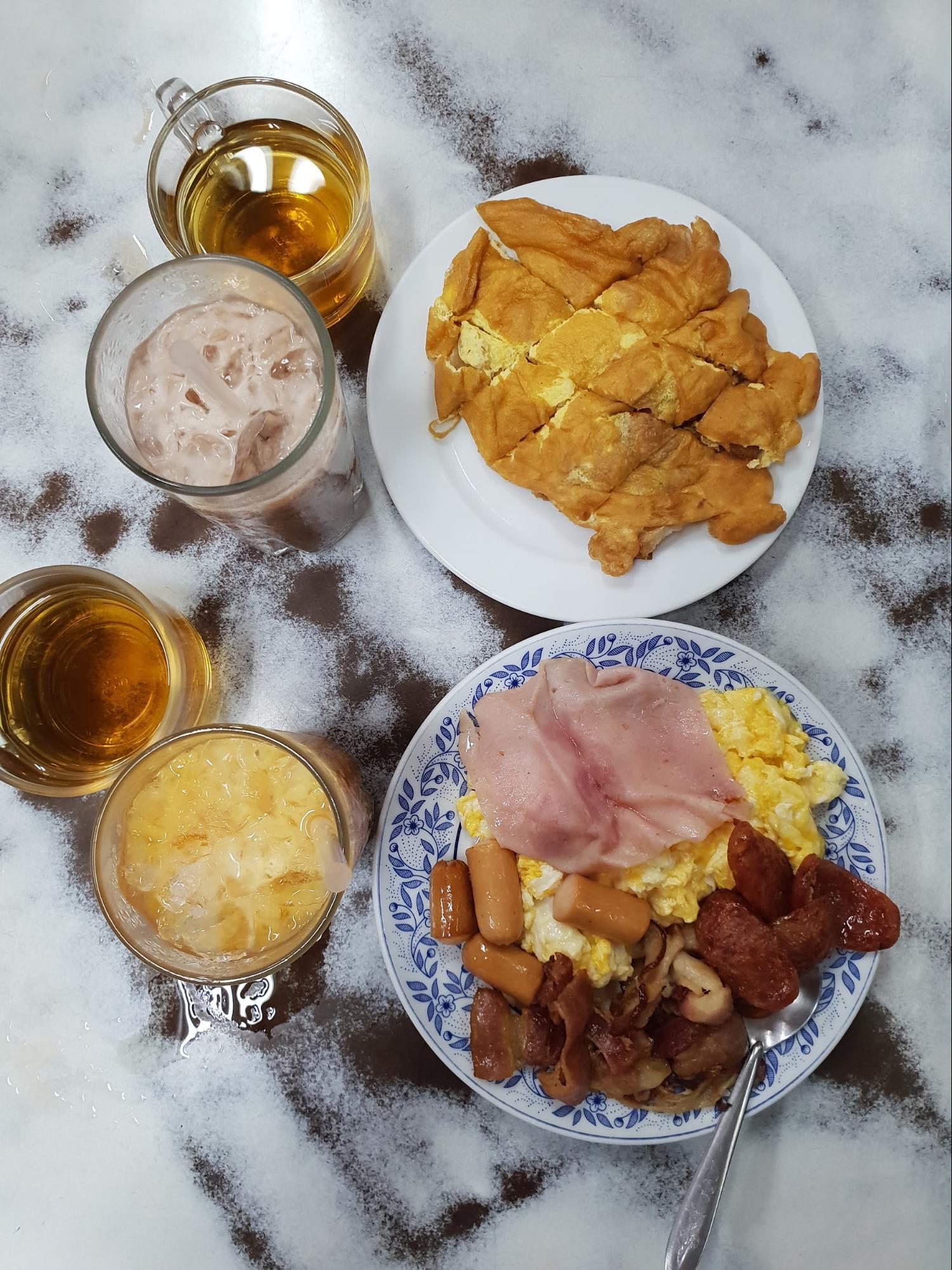 món ăn ở on lok yun