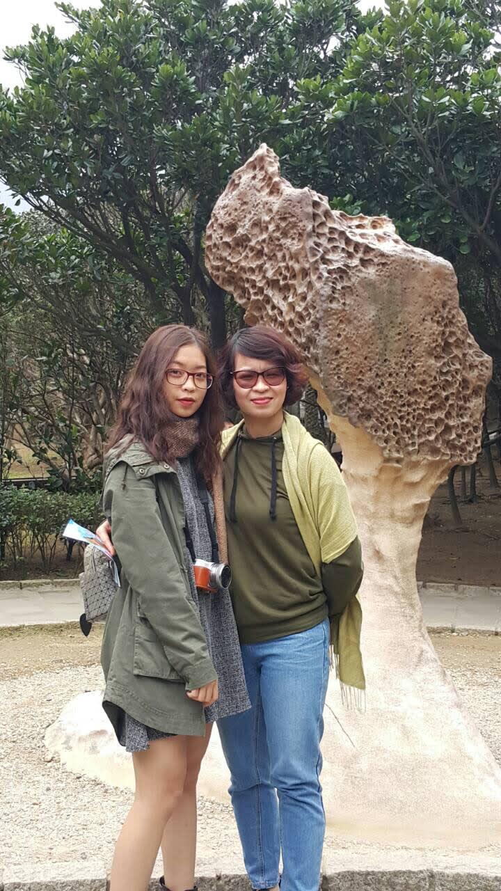 công viên đá địa chất dã liễu