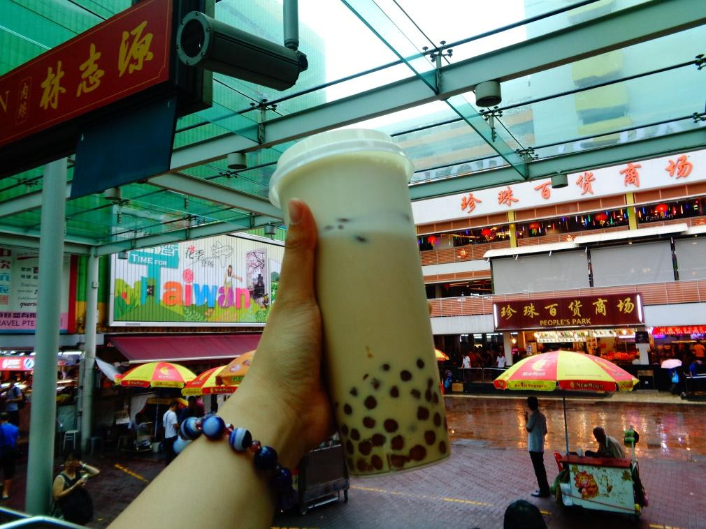trà sữa singapore