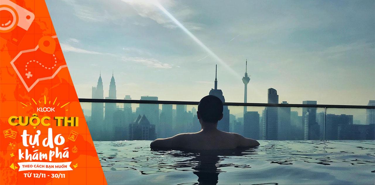 5N4Đ Singapore – Malaysia, những bước chân mở đường tuổi 20 1