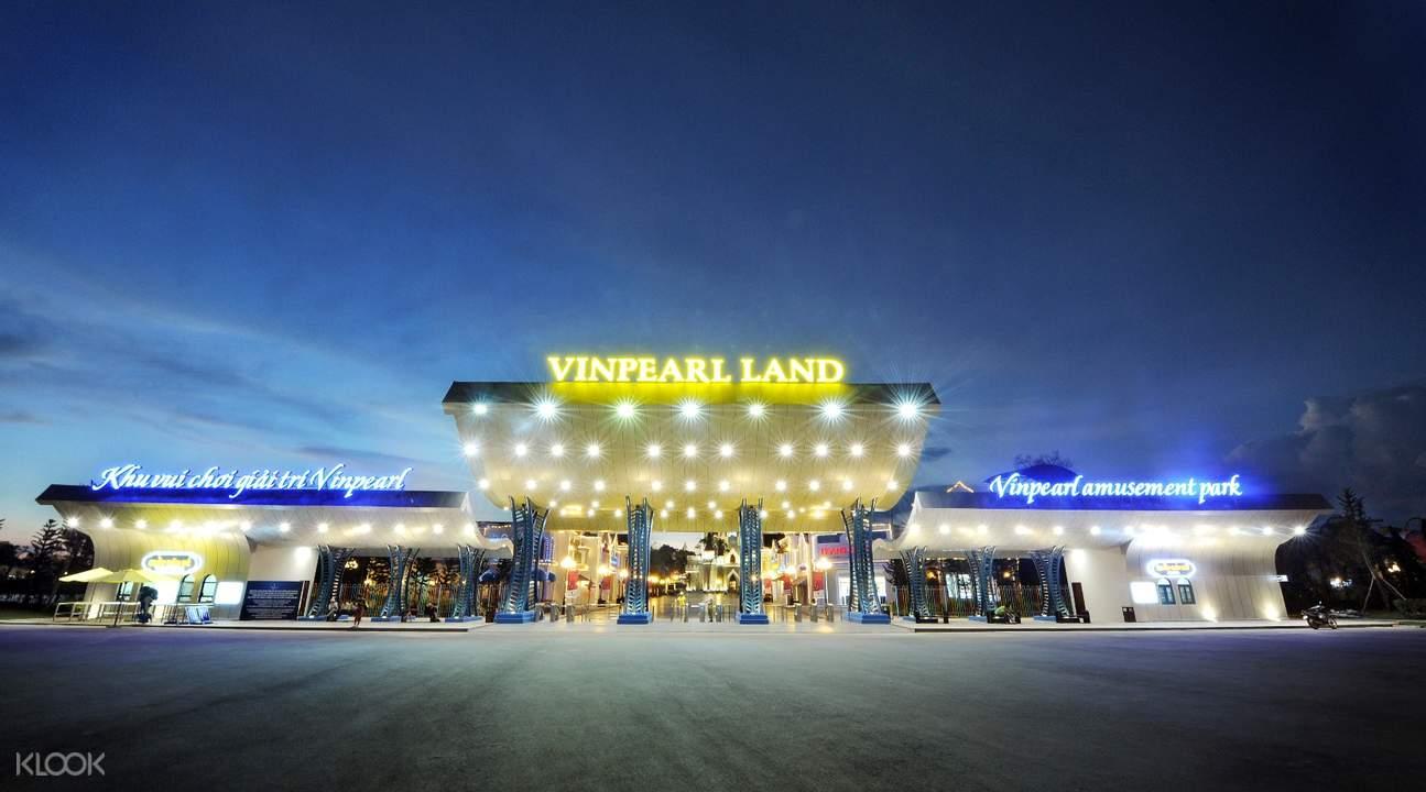 cổng vinpearl land phú quốc