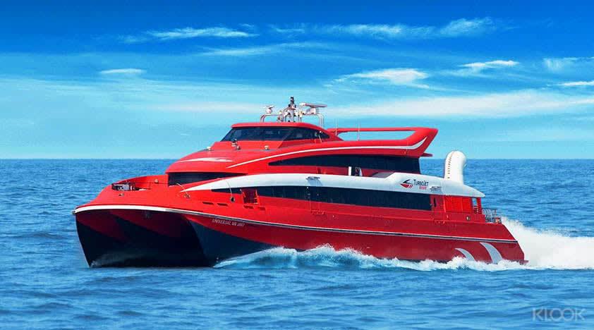 tàu turbojet