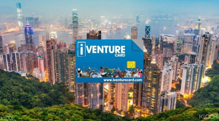 thẻ iventure hong kong và macau