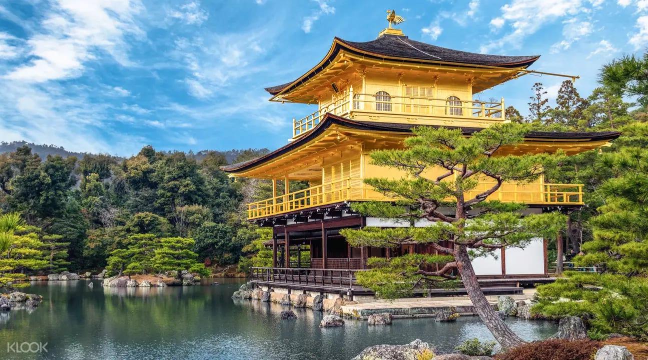 chùa kinkaku-ji