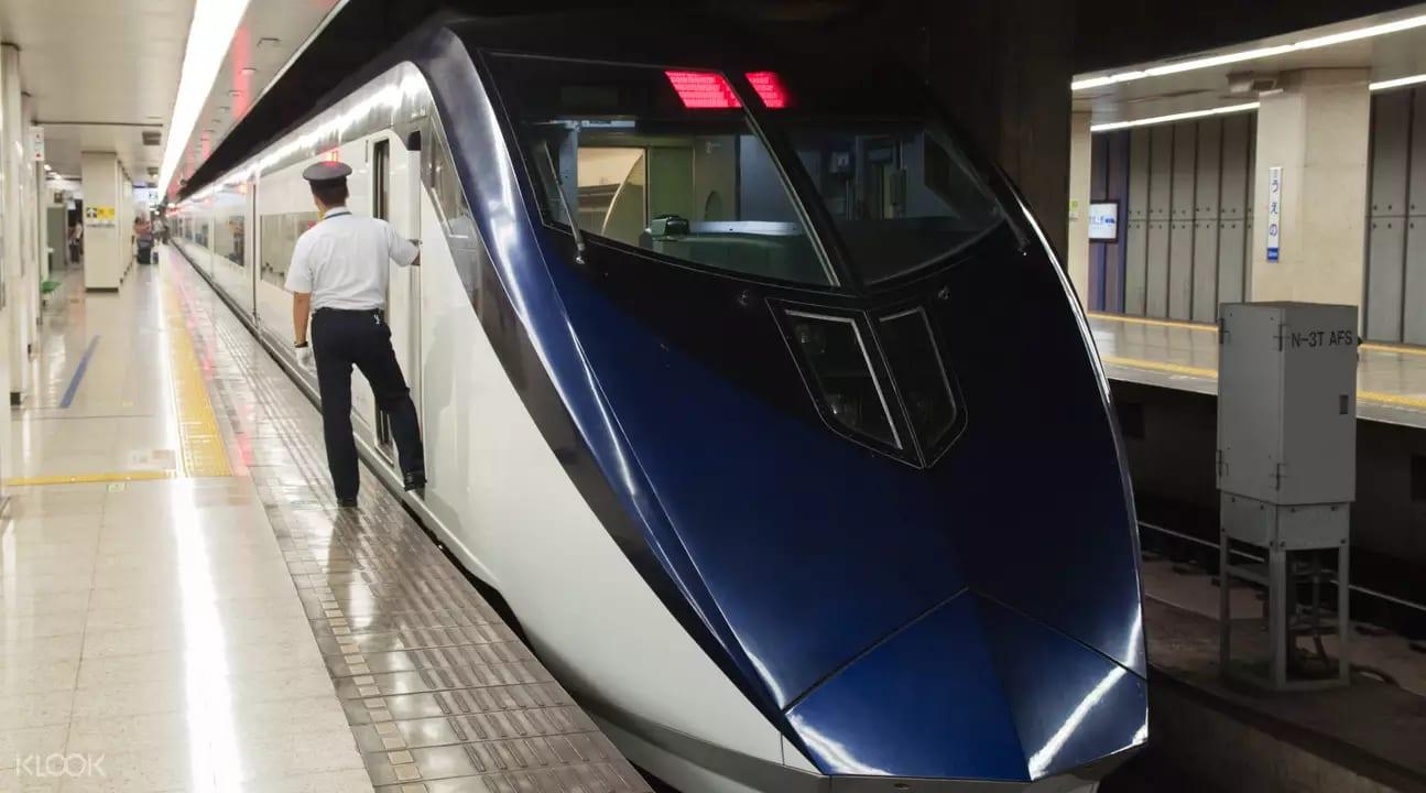 tàu điện tokyo skyliner