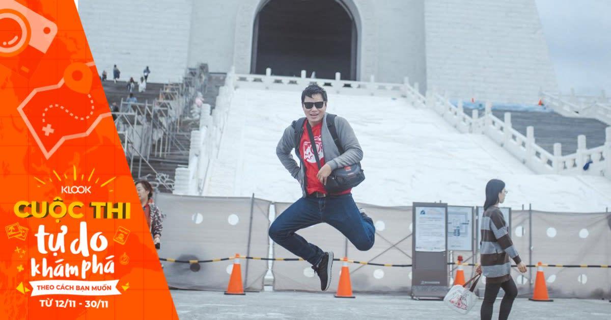 Chia sẻ lịch trình 5N4Đ khám phá Đài Bắc – Gia Nghĩa – Cao Hùng – Hoa Liên 1
