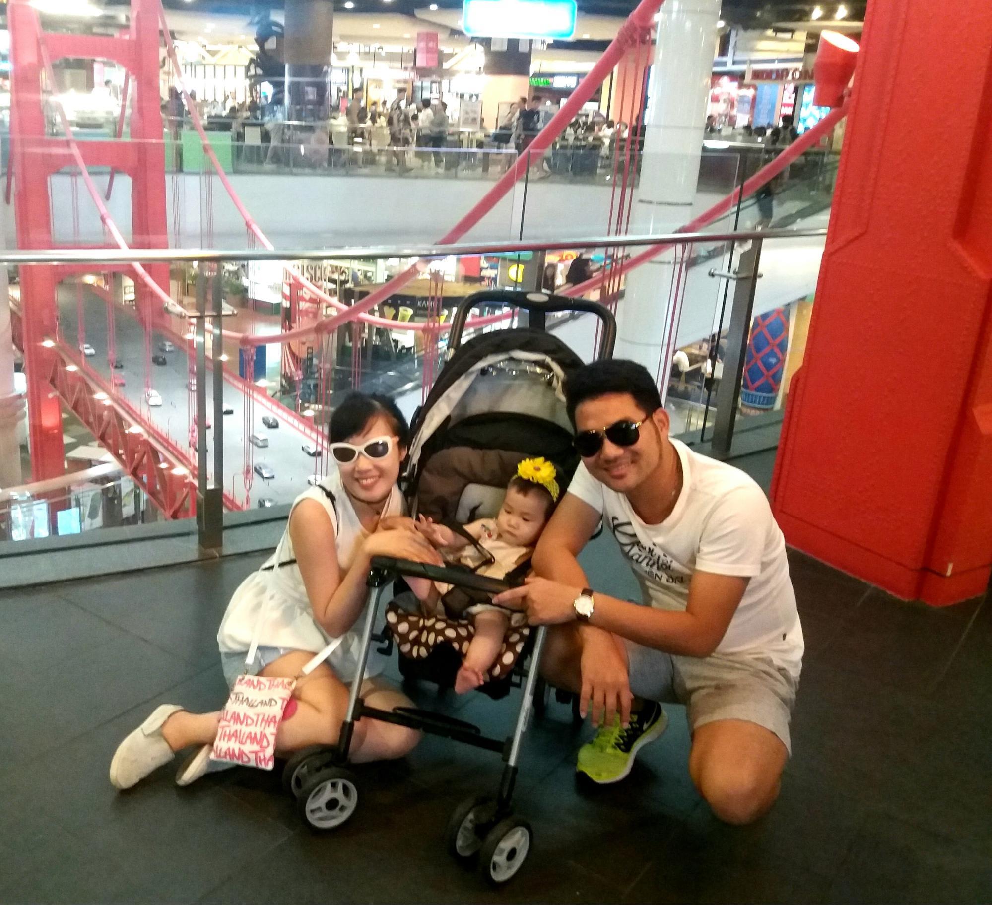 Cùng con đi khắp Thái Lan trong 4N4D 7