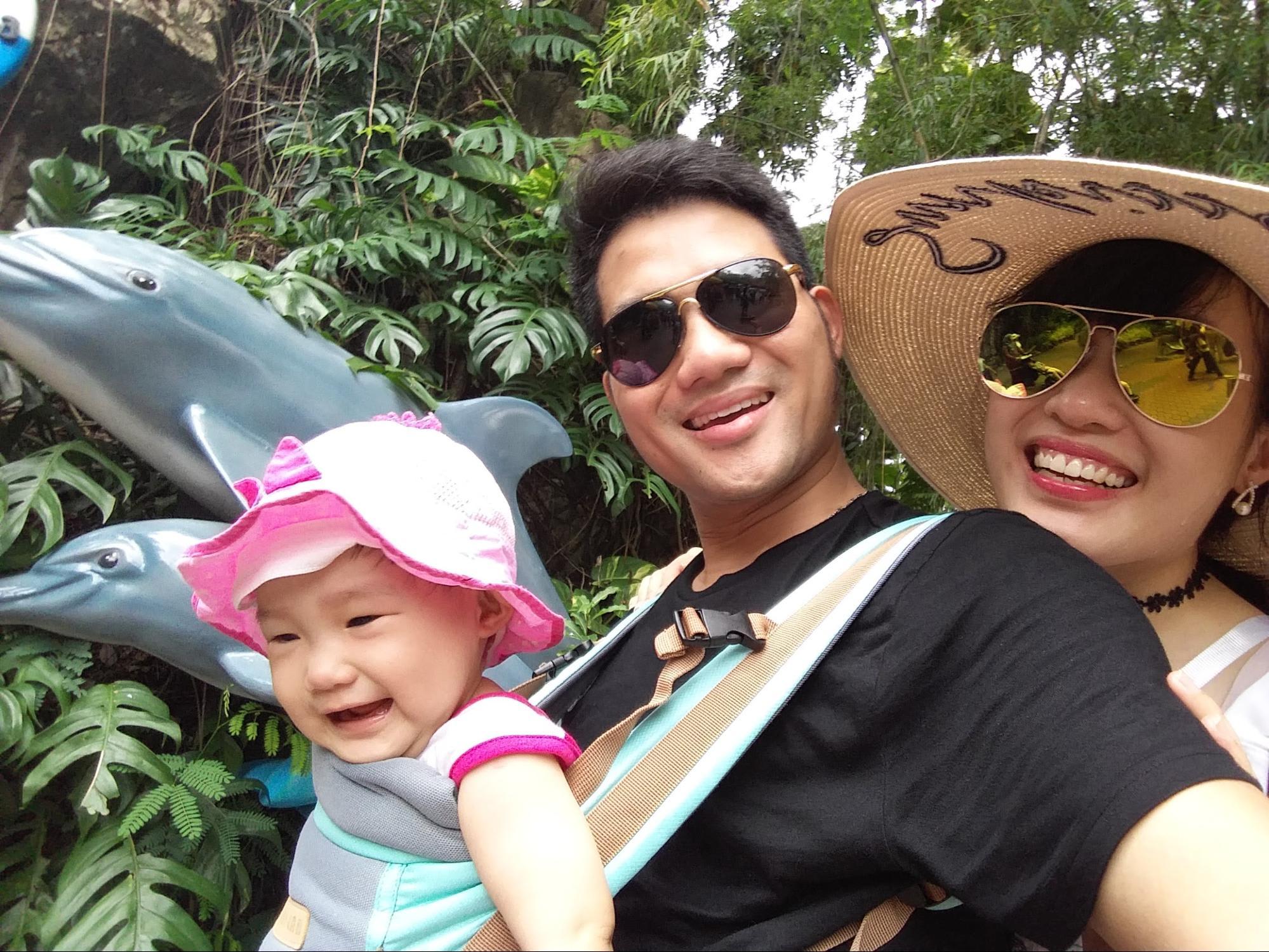 Cùng con đi khắp Thái Lan trong 4N4D 5