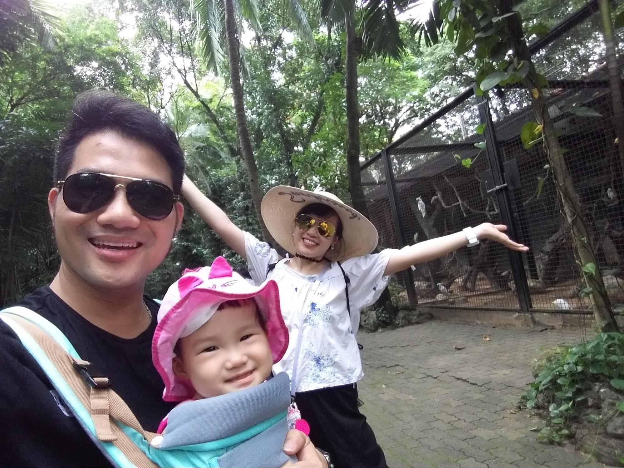 Cùng con đi khắp Thái Lan trong 4N4D 4