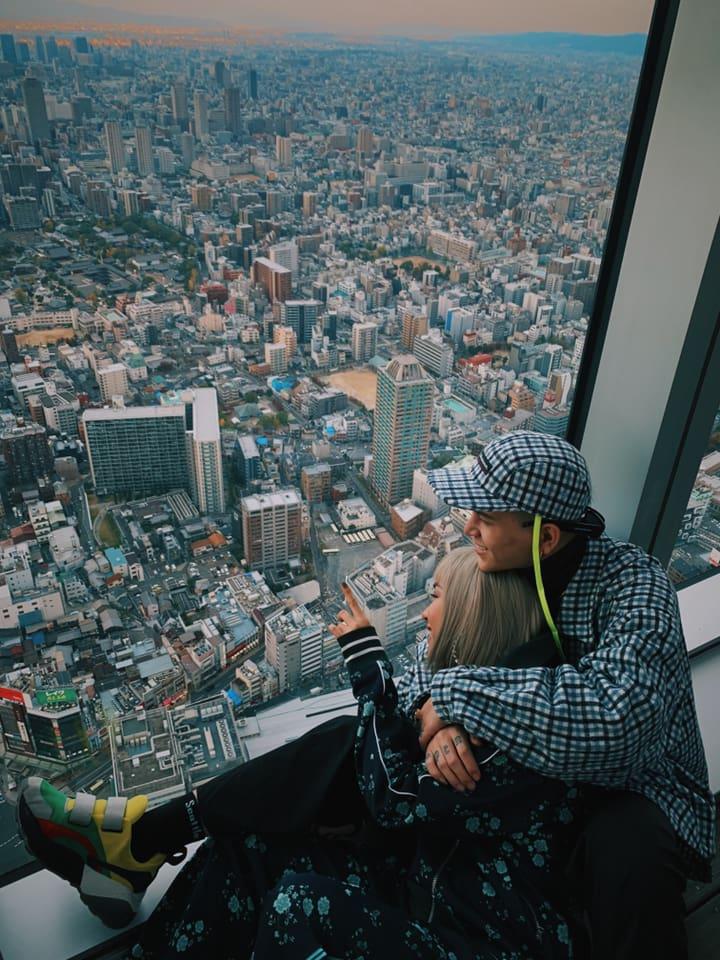 Đi Nhật Bản chơi gì, check-in đâu đẹp lung linh như Châu Bùi? 6