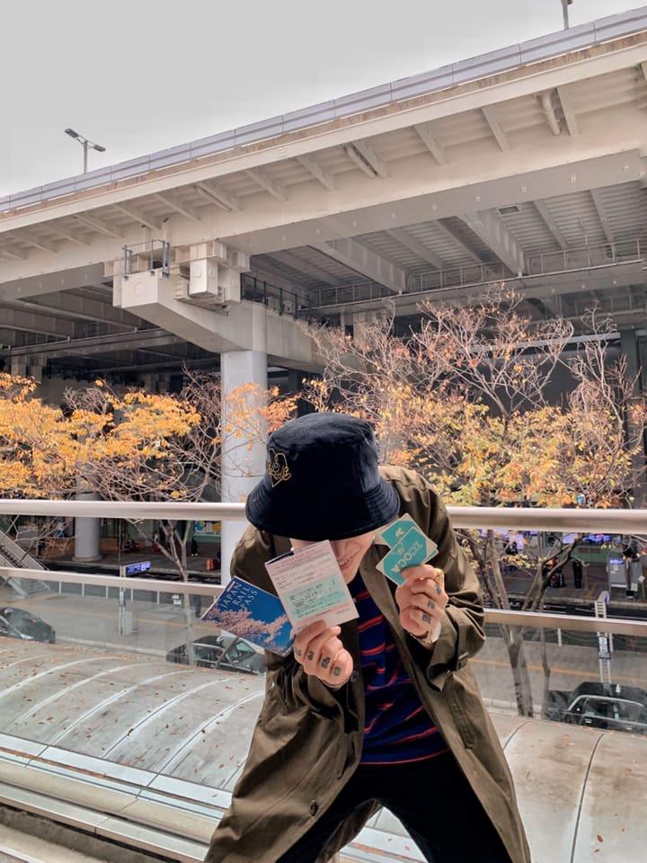Đi Nhật Bản chơi gì, check-in đâu đẹp lung linh như Châu Bùi? 5