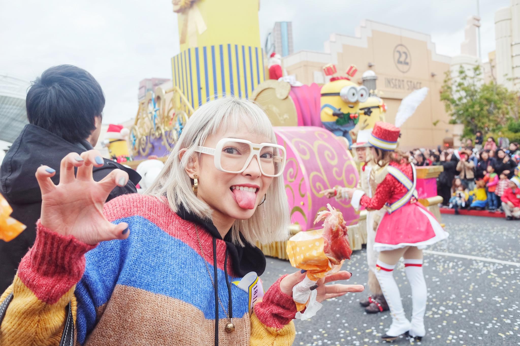 Đi Nhật Bản chơi gì, check-in đâu đẹp lung linh như Châu Bùi? 8