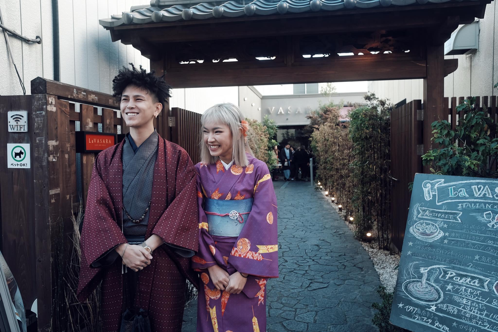 Đi Nhật Bản chơi gì, check-in đâu đẹp lung linh như Châu Bùi? 18