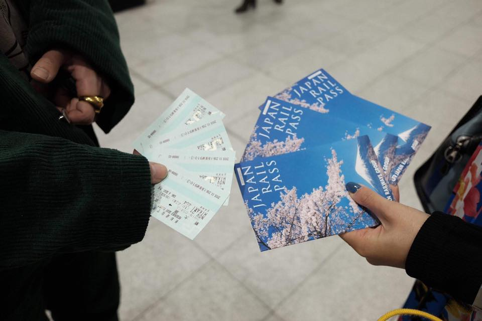Đi Nhật Bản chơi gì, check-in đâu đẹp lung linh như Châu Bùi? 4