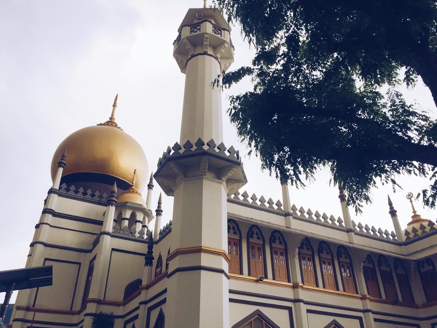 nhà thờ hồi giáo singapore