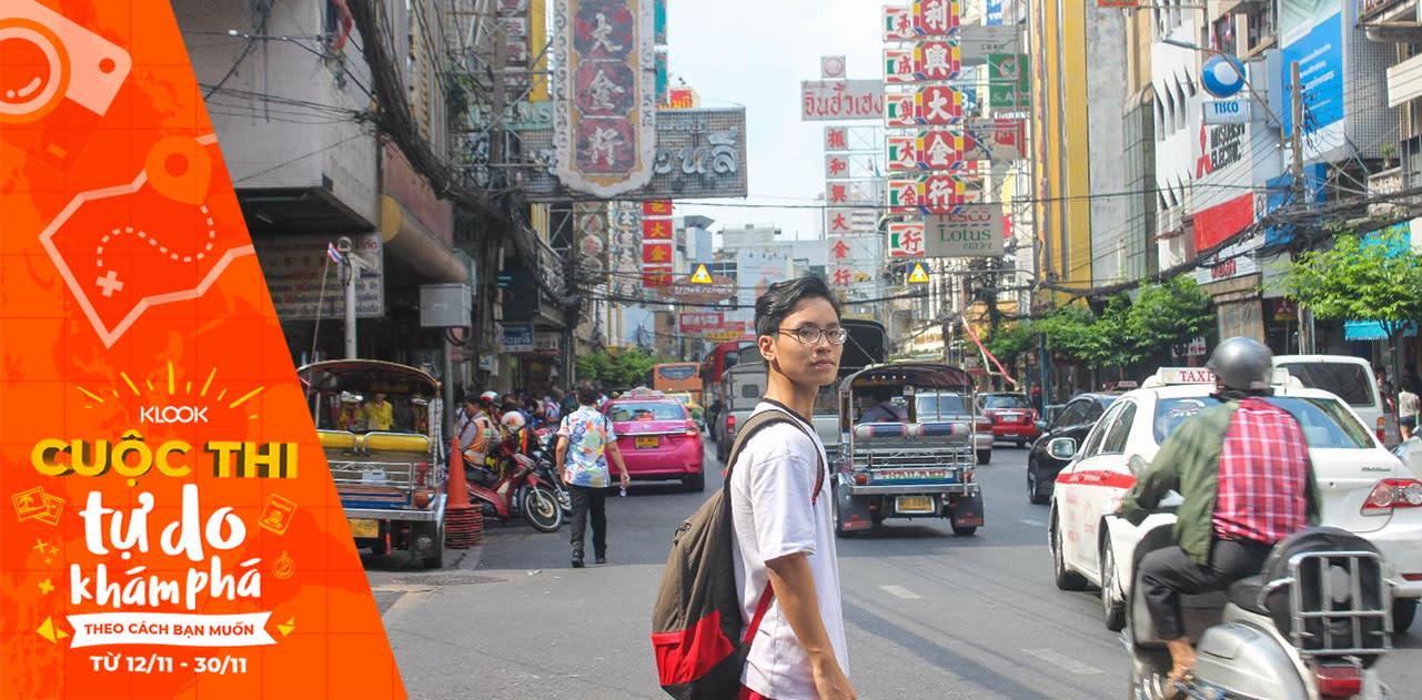 16 tuổi một mình ở Bangkok, được chứ sao không? 1
