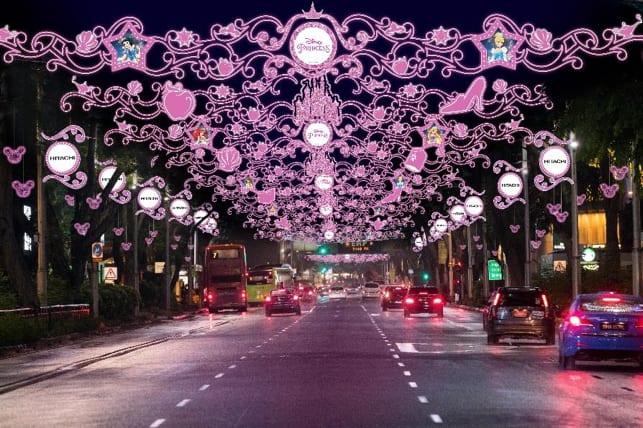 Đừng bỏ lỡ 5 lễ hội dịp Giáng Sinh – Năm Mới ở Singapore 2
