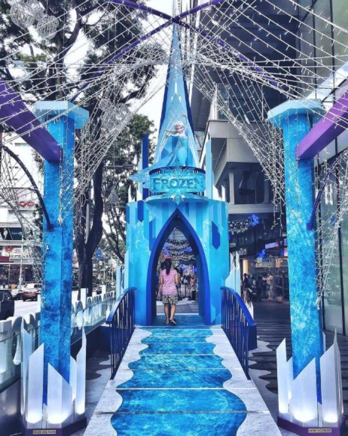 Đừng bỏ lỡ 5 lễ hội dịp Giáng Sinh – Năm Mới ở Singapore 3