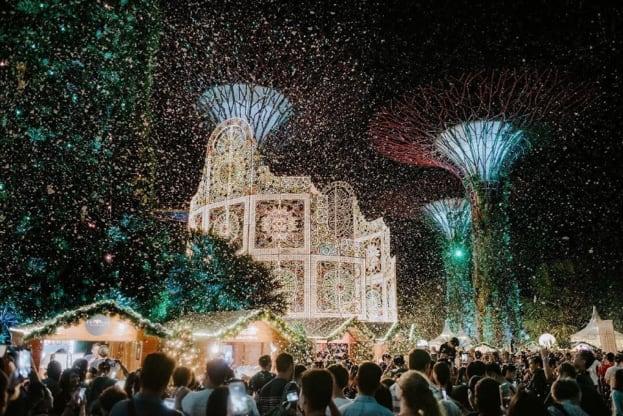 Đừng bỏ lỡ 5 lễ hội dịp Giáng Sinh – Năm Mới ở Singapore 4
