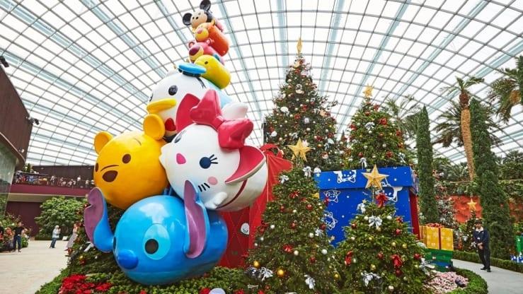 Đừng bỏ lỡ 5 lễ hội dịp Giáng Sinh – Năm Mới ở Singapore 6
