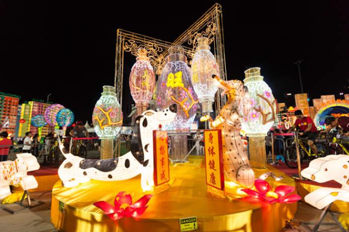 Đừng bỏ lỡ 5 lễ hội dịp Giáng Sinh – Năm Mới ở Singapore 7