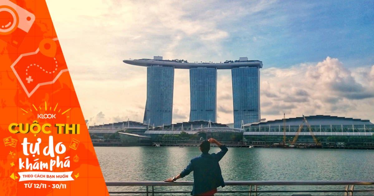 Hành trình 5 ngày lang thang Malaysia – Singapore 1