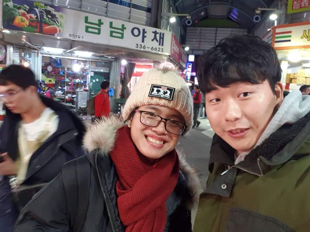 tour guide tại seoul