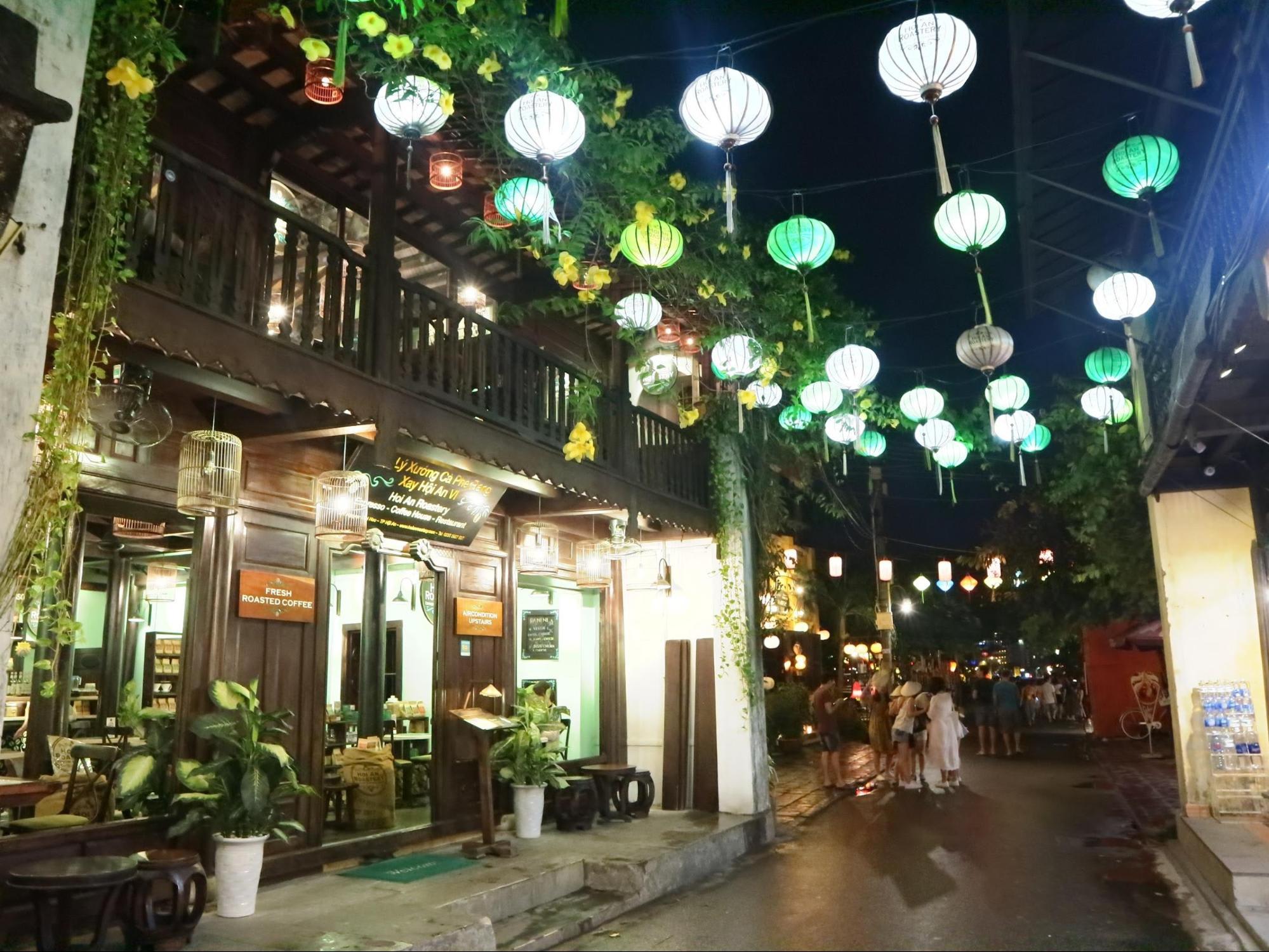 phố cổ hội an về đêm