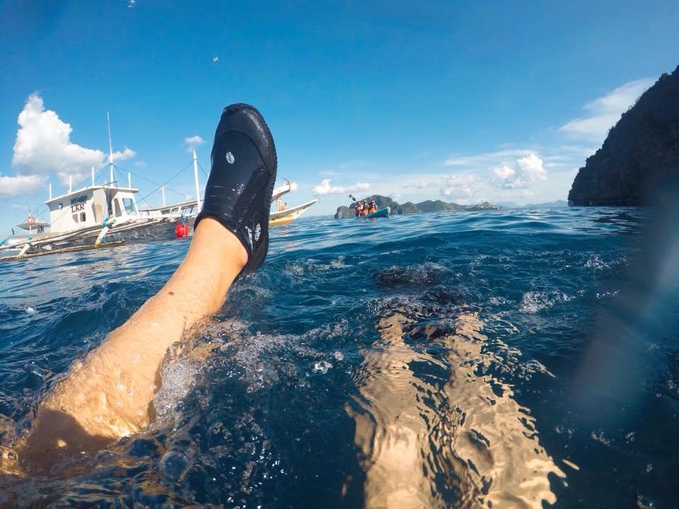 giày đi biển
