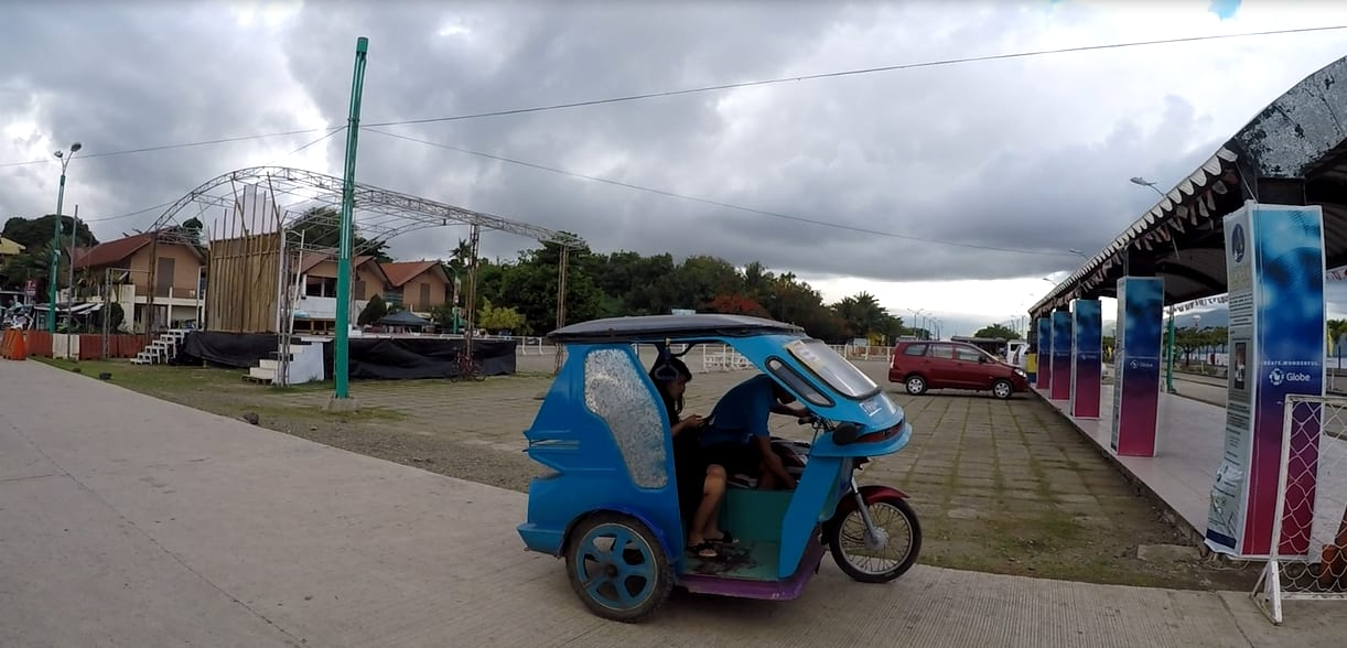 xe tricycle