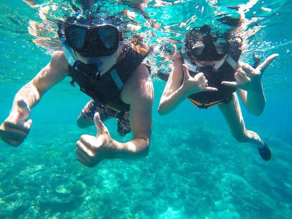 lặn san hô ở el nido