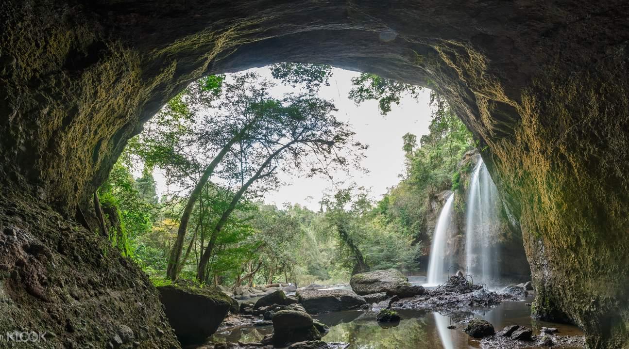 hang động tại công viên quốc gia khao yai
