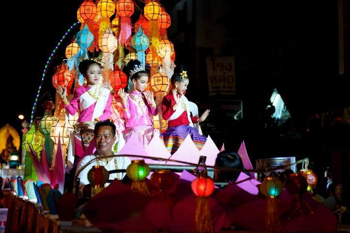 ki niem kho quen loy krathong festival 2018 le hoi den troi chiang mai13