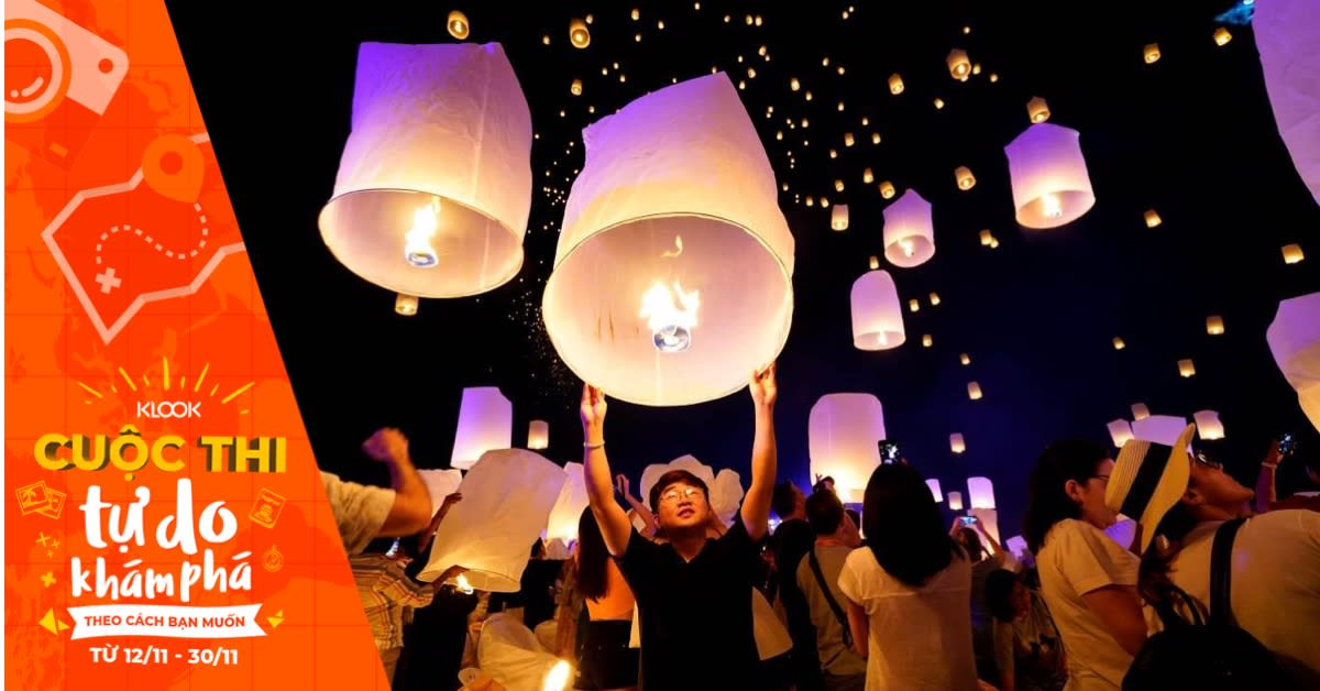 ki niem kho quen loy krathong festival 2018 le hoi den troi chiang mai 0