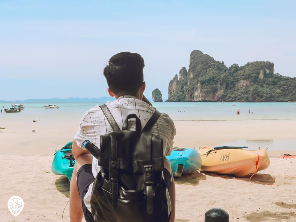 kinh nghiem tu tuc kham pha koh phi phi phuket 3