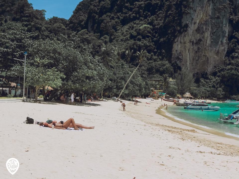 kinh nghiem tu tuc kham pha koh phi phi phuket 4