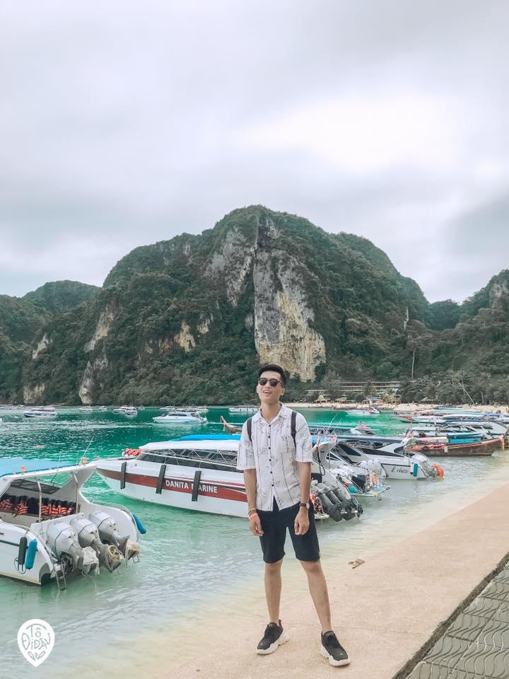 kinh nghiem tu tuc kham pha koh phi phi phuket 7