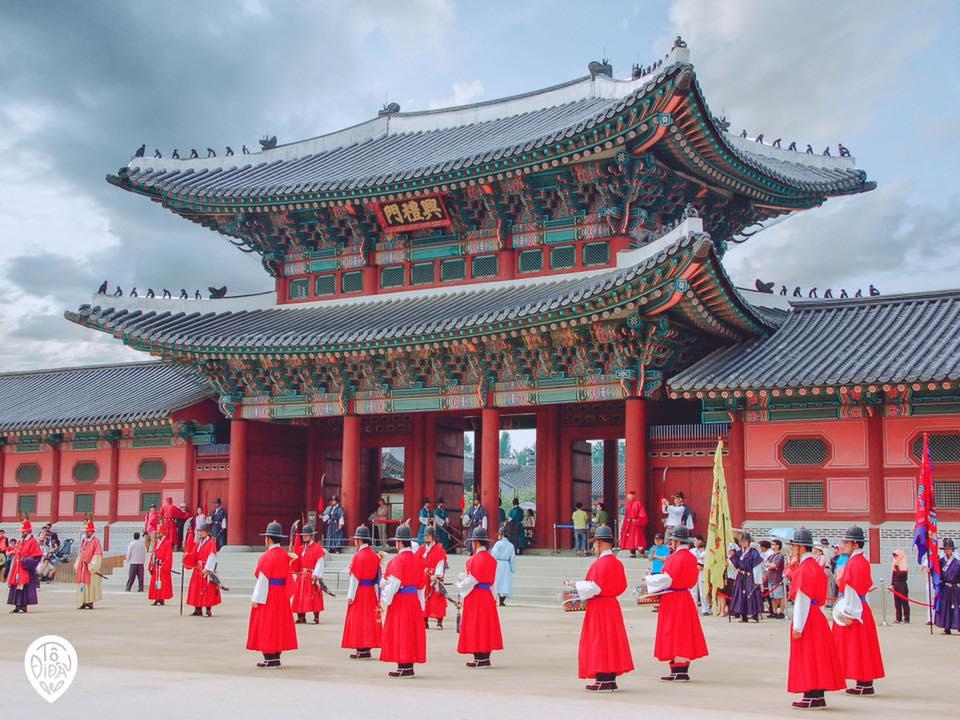 Lịch trình 9N8Đ chinh phục xứ Hàn dễ dàng, tiết kiệm 4