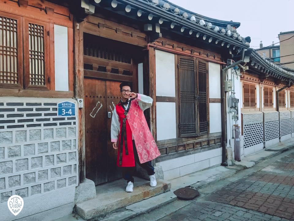 Lịch trình 9N8Đ chinh phục xứ Hàn dễ dàng, tiết kiệm 6