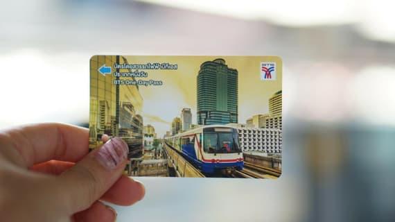 thẻ bts bangkok