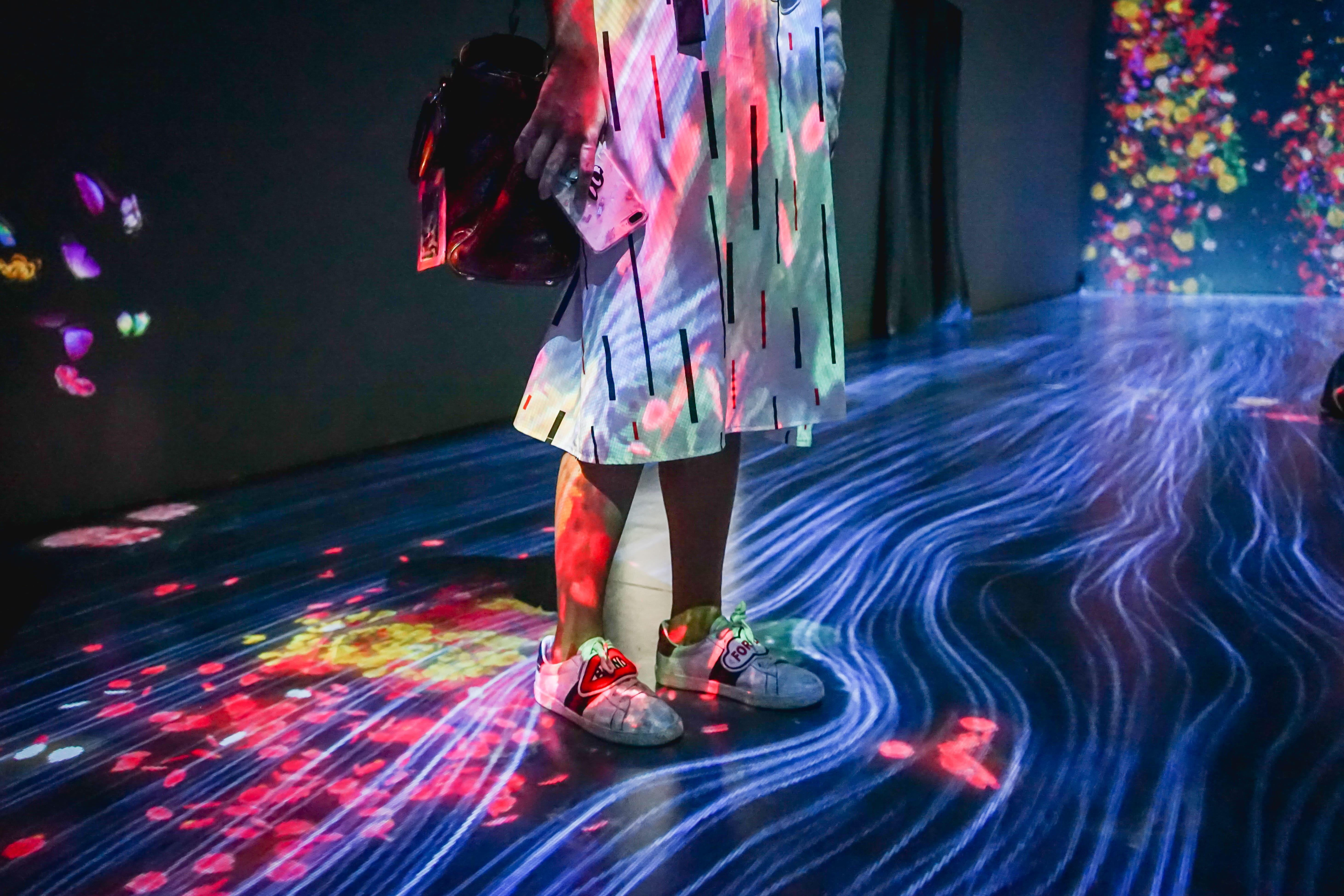Phát hiện điểm checkin mới siêu ảo tại Singapore: Art Science Museum 3