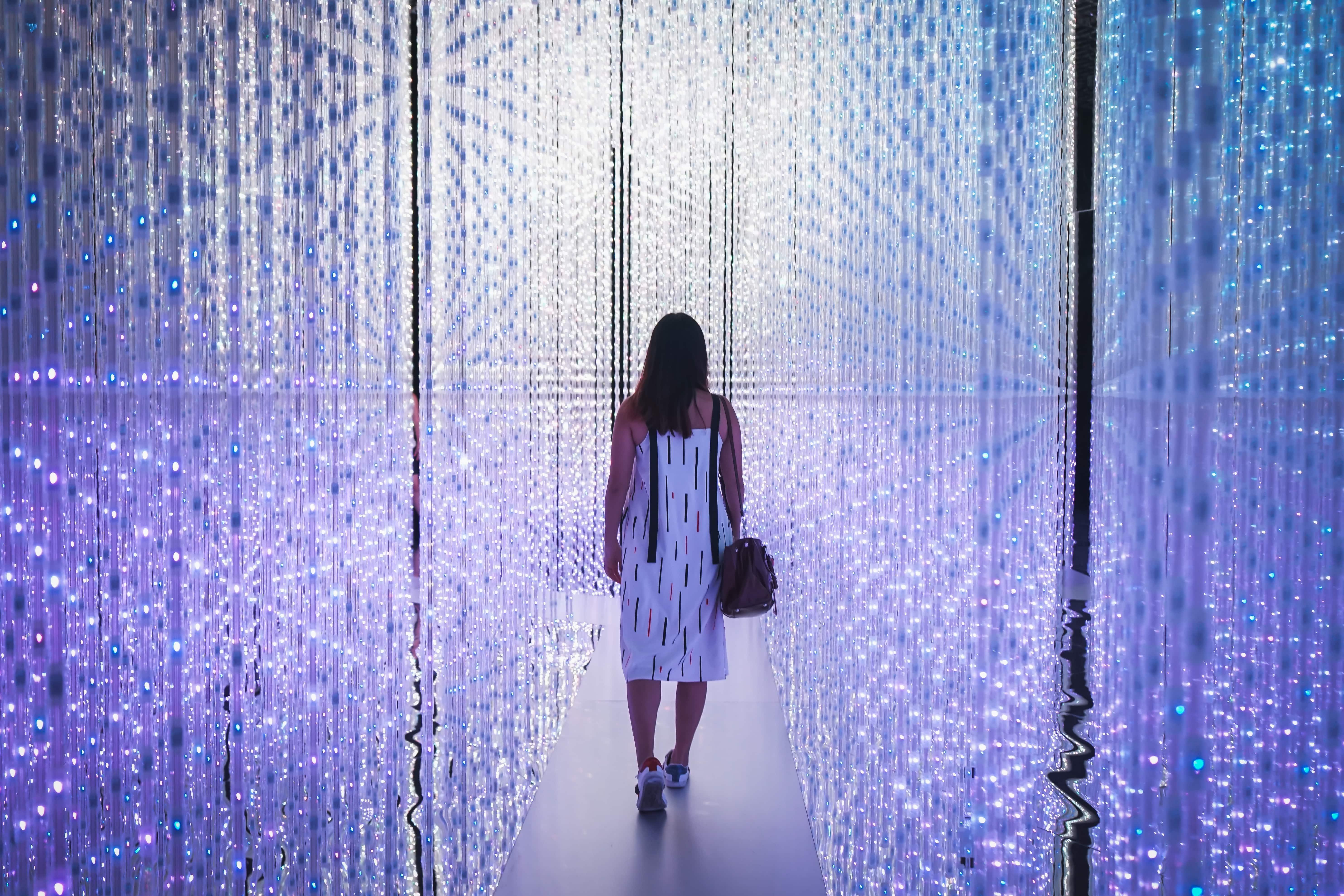 Phát hiện điểm checkin mới siêu ảo tại Singapore: Art Science Museum 14