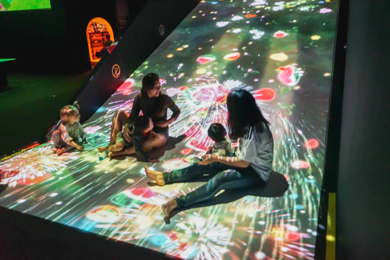 Phát hiện điểm checkin mới siêu ảo tại Singapore: Art Science Museum 6