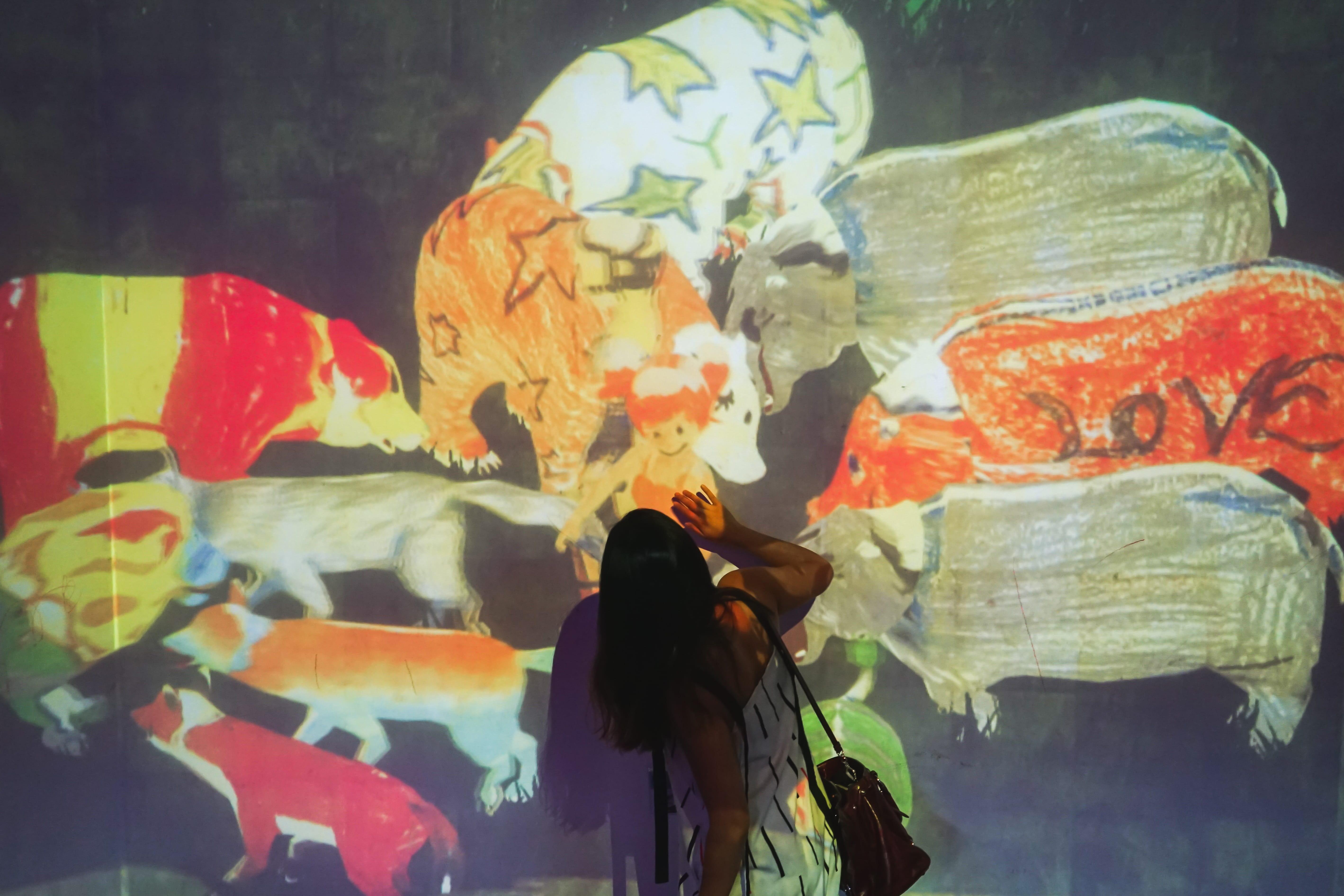 Phát hiện điểm checkin mới siêu ảo tại Singapore: Art Science Museum 11