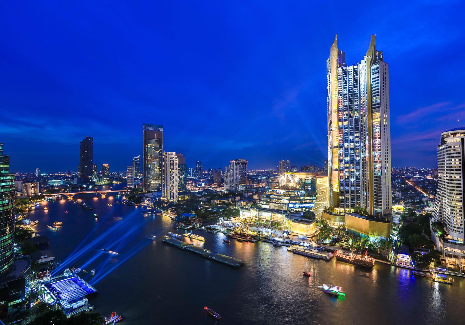 Hướng dẫn chinh phục IconSiam Bangkok 10