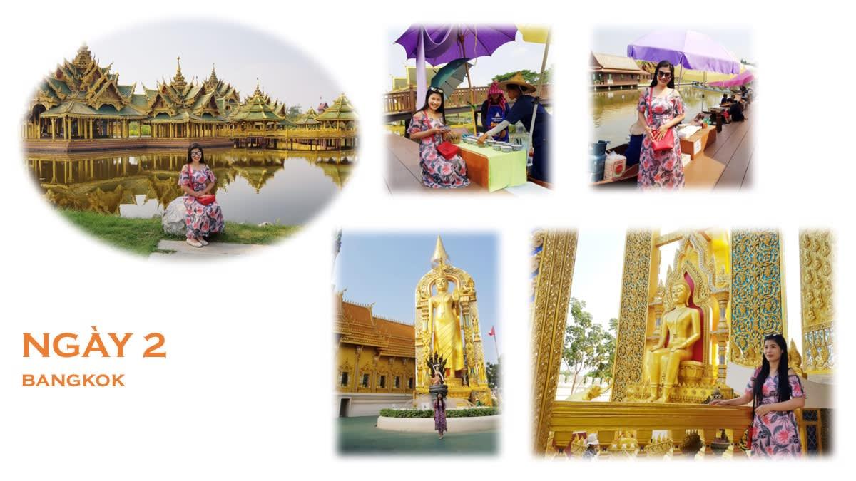 Lịch trình lần đầu du lịch tự túc: Mình chọn Thái Lan! 3